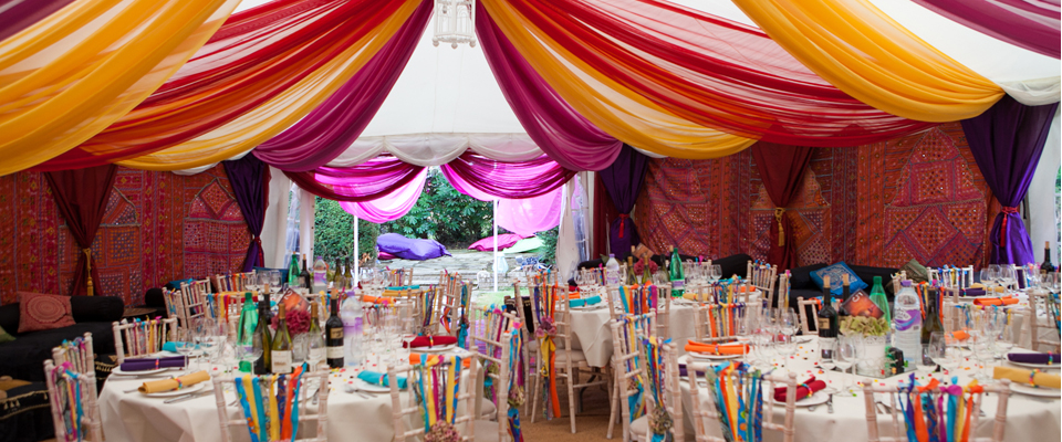 Marquee Decoration | Wedding Marquee Decor | Party Marquee ...