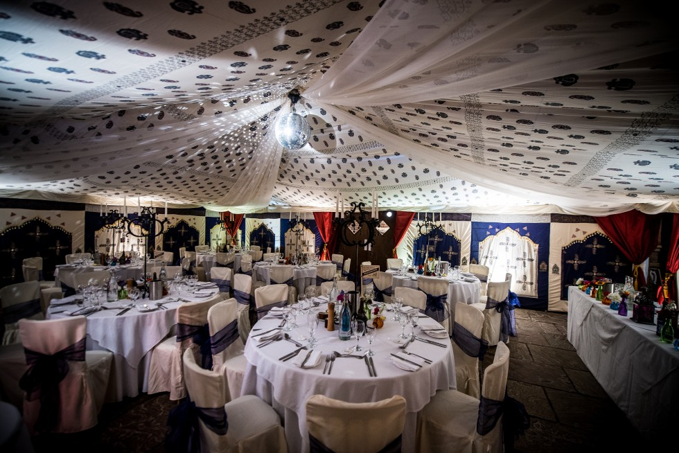 Wedding decorators UK