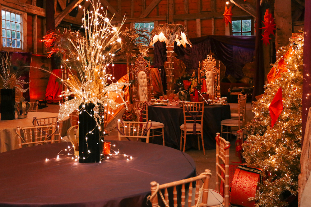 christmas party venues 2018 city of london