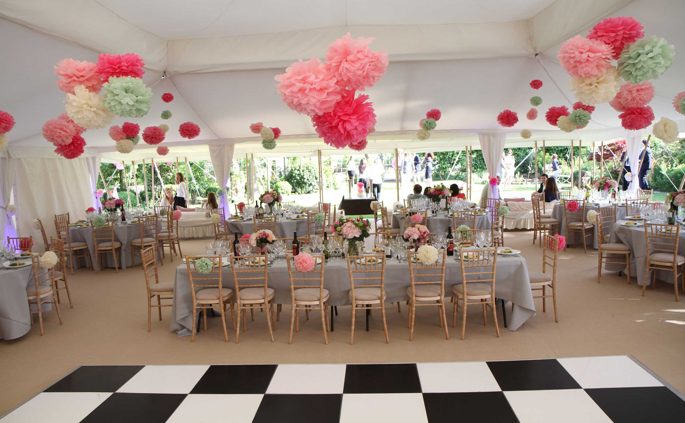 Marquee decoration wedding marquee decor party marquee for Photo decoration